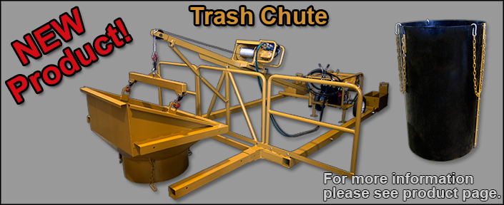 New Trash Chutes