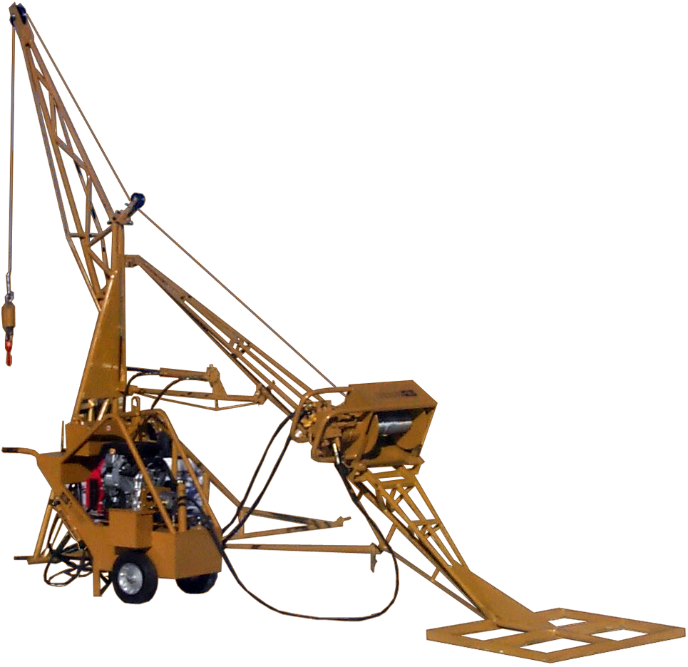 hoisting equipment in construction pdf