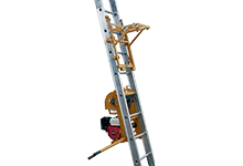 Ladder Platform Hoist