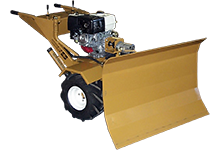 Hydraulic Tractor - Plow Attachment