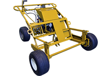 Power Buggy - Hydraulic