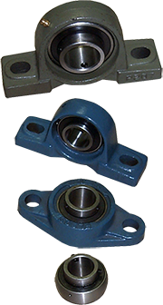 Roofing Accessories - Bearings